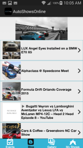 Automotive News Blog