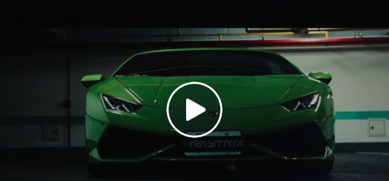 Armytrix Automotive Weaponized Lamborghini Huracán