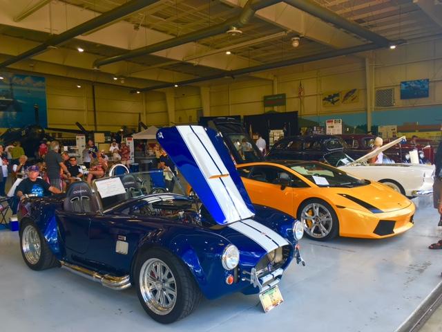 Palm Springs Air Museum Car Show AutoShowsOnlinecom - Palm springs car show