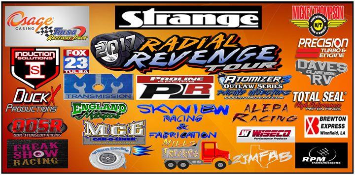Radial Revenge Tour Tulsa